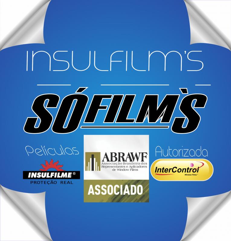 SOFILMS INSULFILM - Instaladora de Película Protetora